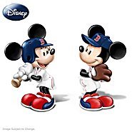The Bradford Exchange Disney Salt And Pepper Shaker Collection: Spicing Up The Season Boston Red Sox at Sears.com