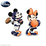 The Bradford Exchange Salt And Pepper Shakers: Disney Chicago Bears Spicing Up The Season Salt And Pepper Shaker Collection at Sears.com