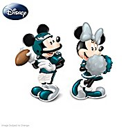 The Bradford Exchange Salt And Pepper Shakers: Disney Philadelphia Eagles Spicing Up The Season Salt And Pepper Shaker Collection at Sears.com
