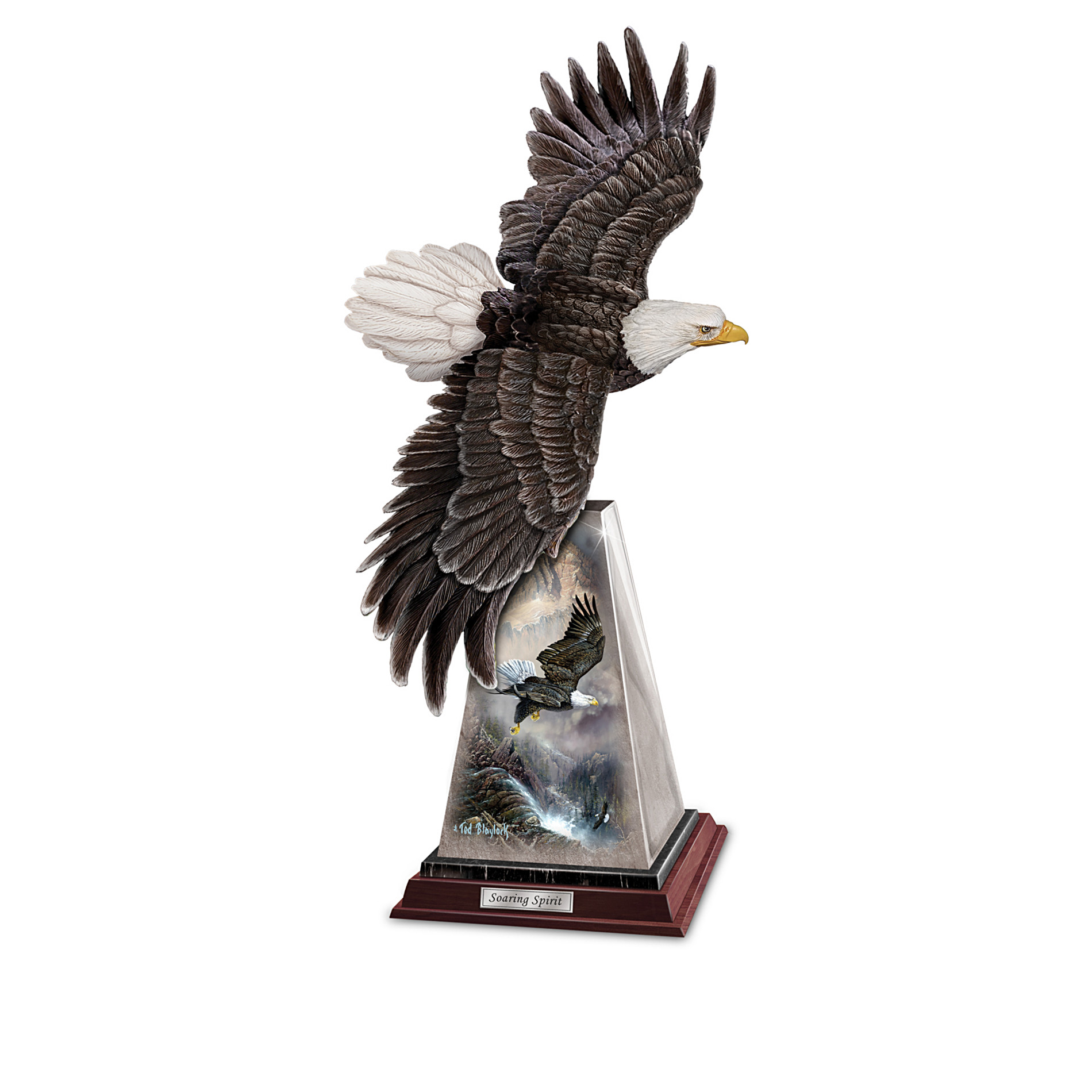 The Bradford Exchange Sculptures: Wings Of Majesty Sculpture Collection at Sears.com