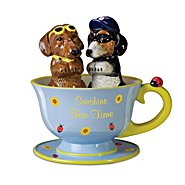 The Bradford Exchange Salt & Pepper Shakers: A Dash Of Delight Dachshund Salt & Pepper Shaker Collection at Sears.com