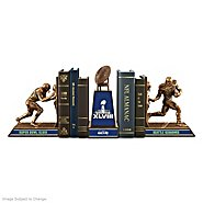 The Bradford Exchange Bookends: Seattle Seahawks Super Bowl XLVIII Champions Cold-Cast Bronze Bookends Collection at Sears.com
