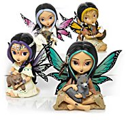 The Hamilton Collection Jasmine Becket-Griffith's Spirit Maidens Fairy Figurine Collection at Sears.com