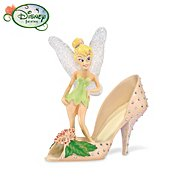 The Hamilton Collection Tink's Garden Of Style Collectible Shoe Figurine Collection at Sears.com