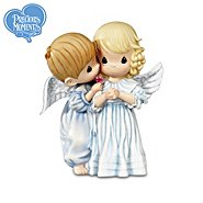 The Bradford Exchange Collectible Precious Moments Heaven Sent Angel Figurine Collection at Sears.com