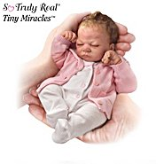 The Ashton Drake Galleries So Truly Real Tiny Miracles Miniature Lifelike Baby Doll Collection: Little Ones To Love at Sears.com