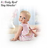 The Ashton Drake Galleries Tiny Miracles Just A Little Loving Realistic Baby Doll Collection: So Truly Real at Sears.com