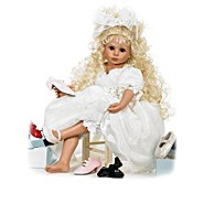 The Ashton Drake Galleries Master Doll Designer Linda Rick A Girl's Best Friend Doll Collection at Sears.com