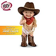 The Ashton Drake Galleries Howdy, Pardner Anatomically Correct Baby Doll Collection at Sears.com