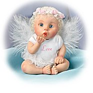 The Ashton Drake Galleries Heaven's Littlest Angels: Collectible Miniature Baby Doll Collection at Sears.com