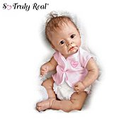 The Ashton Drake Galleries So Truly Real Baby Doll Collection: Thank Heaven For Adorable Little Girls at Sears.com