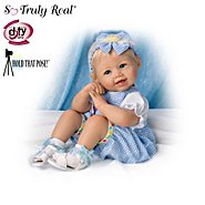 The Ashton-Drake Galleries Poseable Realistic Baby Doll Collection: Let's Play! at Sears.com