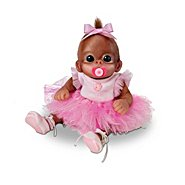 The Ashton Drake Galleries Dolls: Cuddle Toes Monkey Doll Collection at Sears.com
