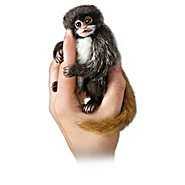 The Ashton Drake Galleries Doll Collection: Amazing Amazon Finger Monkeys at Sears.com