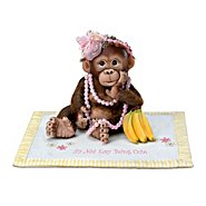 The Ashton Drake Galleries Monkey Dolls: Couldn't Be Cuter Monkey Doll Collection at Sears.com