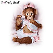 The Ashton Drake Galleries Dolls: As Cute As Can Be So Truly Real Vinyl Monkey Doll Collection at Sears.com