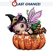 The Ashton Drake Galleries Jasmine Becket-Griffith Sweet Spell Baby Fairy Doll Collection at Sears.com