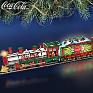 Hawthorne Village The COCA-COLA Train Collection: Light The Holidays at Sears.com