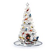 Hawthorne Village Backyard Splendor Songbird Christmas Tree Collection at Sears.com