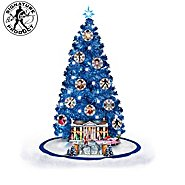 Hawthorne Village Tree: Elvis Presley Happy Holidays From Graceland Christmas Tree Collection at Sears.com