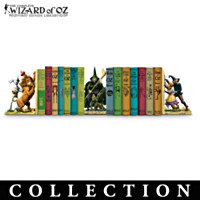 Complete Wizard Of Oz First Edition Library Book Collection