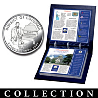 The United States Territorial Quarter Coin Collection