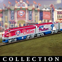 Philadelphia Phillies Express Train Collection