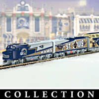 St. Louis Rams Express Train Collection