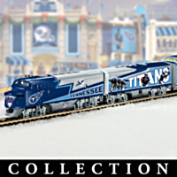 Tennessee Titans Express Train Collection