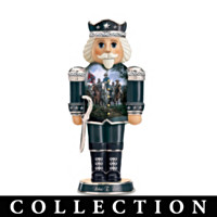 Heroes Of The Civil War Nutcracker Figurine Collection