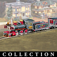 Civil War Confederate Express Train Collection