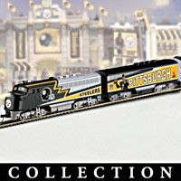 Pittsburgh Steelers Super Bowl Express Train Collection