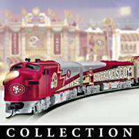 San Francisco 49ers Express Train Collection