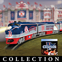 Boston Red Sox Express Train Collection