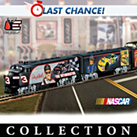 Dale Earnhardt Hall Of Fame Express Train Collection