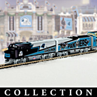 Carolina Panthers Express Train Collection