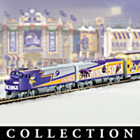Minnesota Vikings Express Train Collection