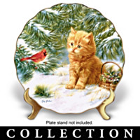 Purr-fect Companions Plate Collection