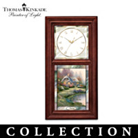 Thomas Kinkade Clock Collection