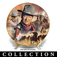 John Wayne - Hero For A Century Plate Collection