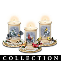 Seasonal Serenades Candleholder Collection
