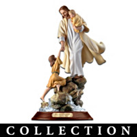 Visions Of Saving Grace Figurine Collection