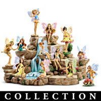 Faerie Glade Gathering Figurine Collection