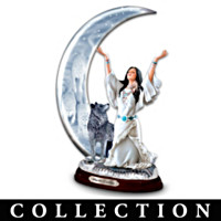 Tribal Spirits Figurine Collection