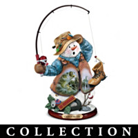 Fishing For Fun Figurine Collection