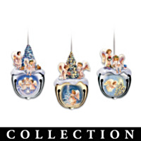 Christmas Blessings Ornament Collection: Sets Of Three