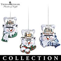 Top Of The Season Ornament Collection: Sets Of 3