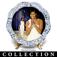 The First Lady Of Fashion Plate Collection