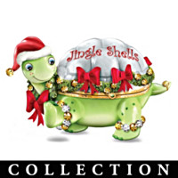 Have A Shell Of A Holiday Music Box Collection