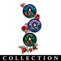 Fairy Transformations Collector Plate Collection